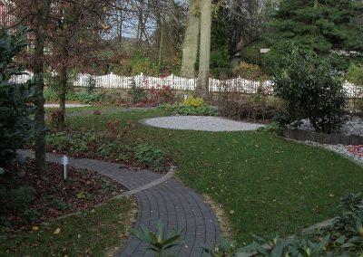 Der Garten Werner/Osterkamp - nachher