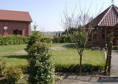 Der Garten Lüken- vorher