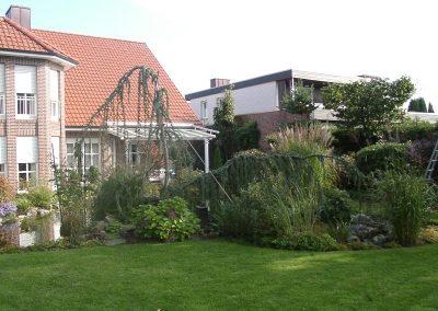 Der Garten Wichmann - nachher