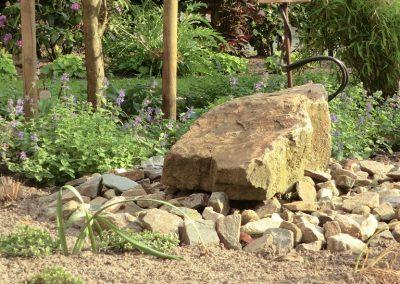Der Garten Lunte - nachher