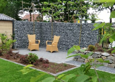 Der Garten Litzenroth - nachher