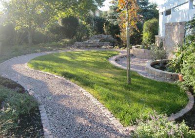Der Garten Slak, Emstek
