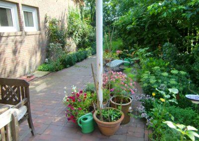 Der Garten Meyer- vorher
