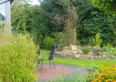 Der Garten Moormann - nachher