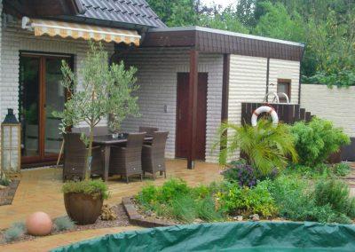 Der Garten Kohlsdorf - nachher