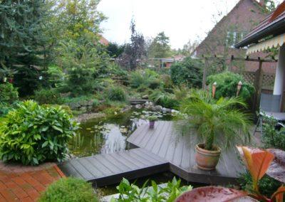 Der Garten Thielscher, Cloppenburg