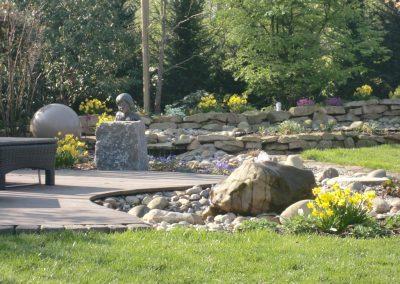 Der Garten Dr. Schrader in Cloppenburg