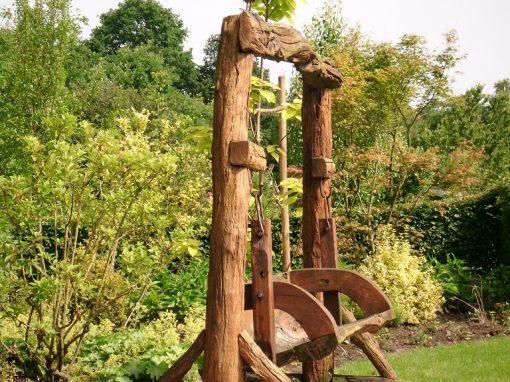 Der Garten Ross, Cappeln