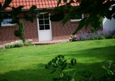 Der Garten Ross - nachher