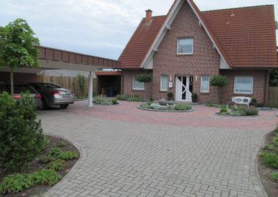 Der Garten Ratermann - nachher