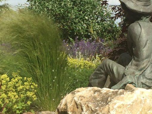 Der Garten Gr. Rebel, Vechta