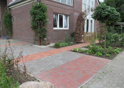 Der Garten Meyer- nachher