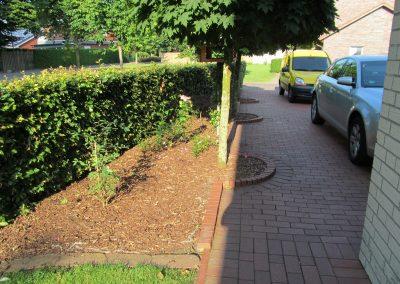 Der Garten Vagelpohl - vorher
