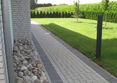 Der Garten Gubbels - vorher