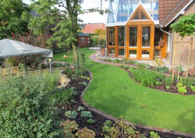 Der Garten Rolwes, Langförden