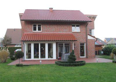 Der Garten Smolna-Schütte - vorher