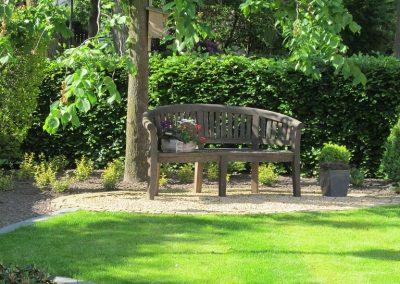 Der Garten Vagelpohl - nachher