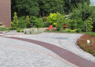 Der Garten Schlichting - nachher