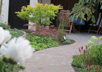 Der Garten Lammel - nachher