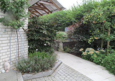 Der Garten Dr. Wessling - nachher