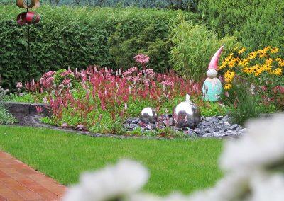 Der Garten Holzenkamp - nachher