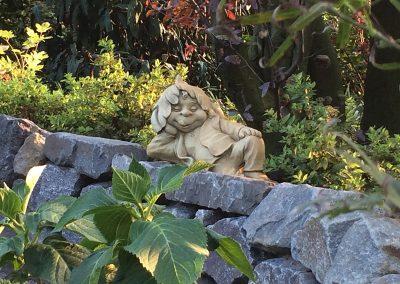 Der Garten Peters - nachher