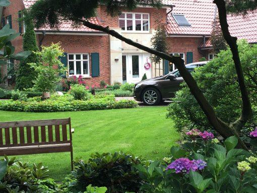 Der Garten Krieger, Gartherfeld