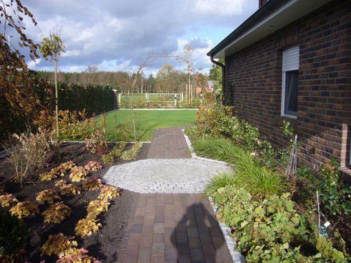 Der Garten Reents, Ostrhauderfehn
