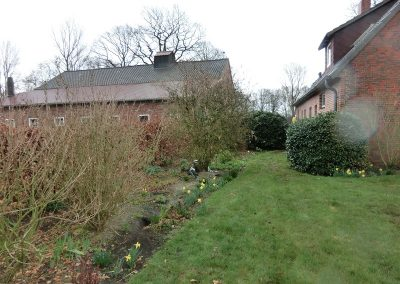 Der Garten Wilke - vorher
