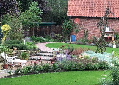 Der Garten Kreienborg, Bethen