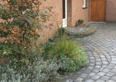 Der Garten Cordes - vorher