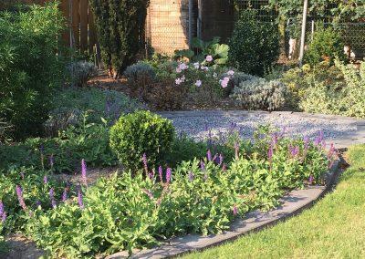 Der Garten Cordes - nachher