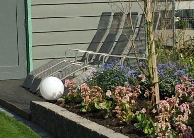 Der Garten Neumeister - nachher