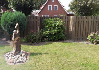 Der Garten Mählmann - vorher