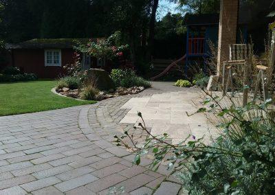 Der Garten Fuhler - nachher