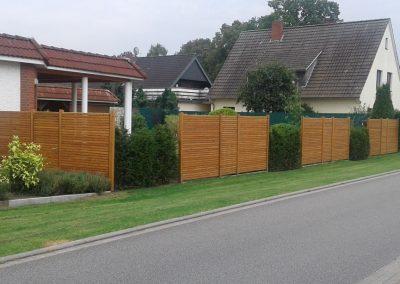 Der Garten Mählmann - nachher