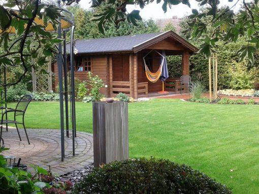 Der Garten von Sabine Espelage aus Cloppenburg