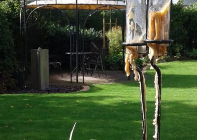 Der Garten Espelage - nachher