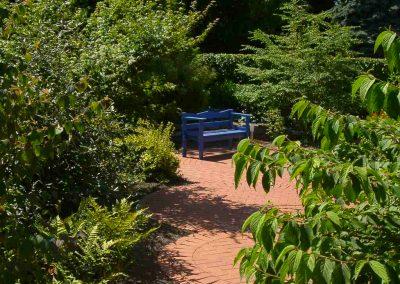 Der Garten Lübbe - nachher
