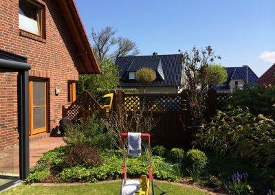 Der Garten Plaspohl - vorher