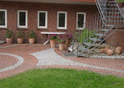 Der Garten Büssing - nachher