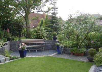 Der Garten Aßmann - nachher