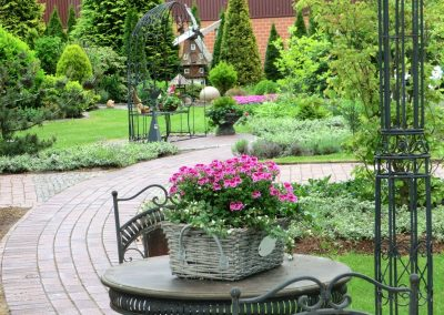 Der Garten Franke, Nikolausdorf