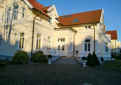 Der Garten Wessmann - vorher