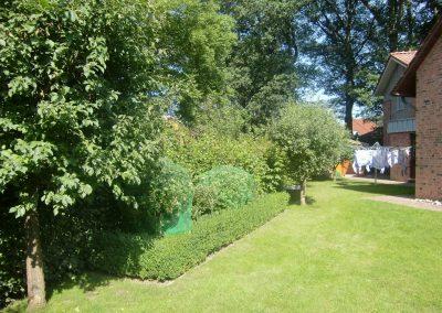 Der Garten Lunte - vorher