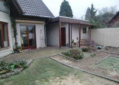 Der Garten Kohlsdorf - vorher
