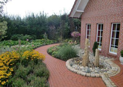 Der Garten Möller - nachher