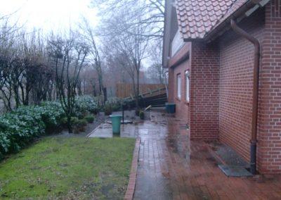 Der Garten Möller - vorher