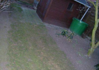 Der Garten Bergmann- vorher