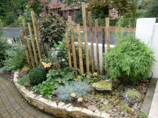 Der Garten Meyer, Lindern